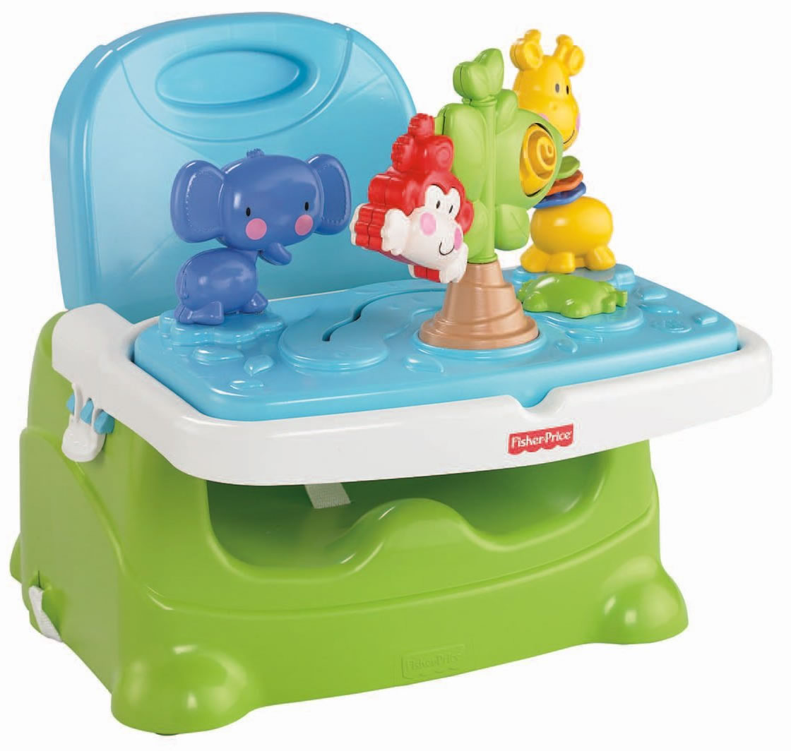 Fisher-Price Discover \'n Grow Busy Baby Booster