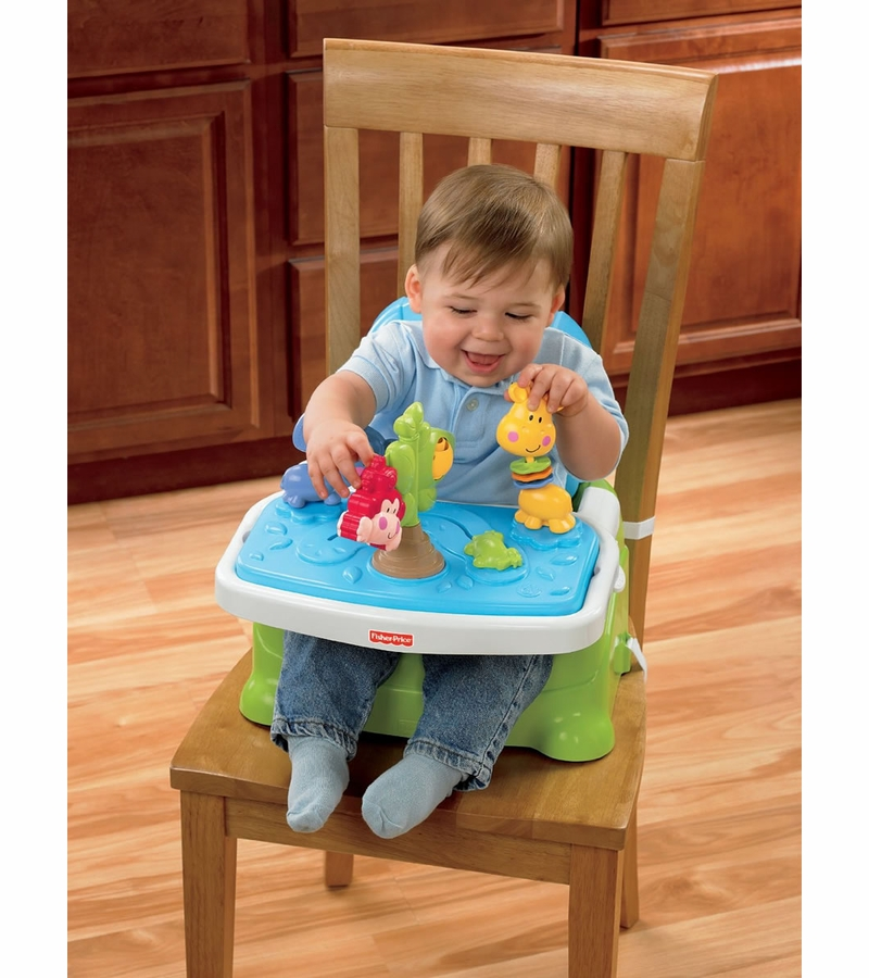 Fisher Price Discover 39 N Grow Busy Baby Booster