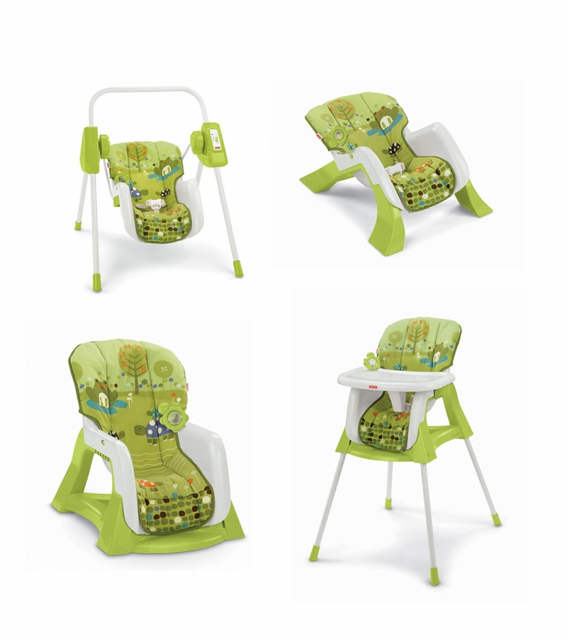 Fisher price ez bundle 4 in 1 baby system for Chaise 4 en 1 fisher price