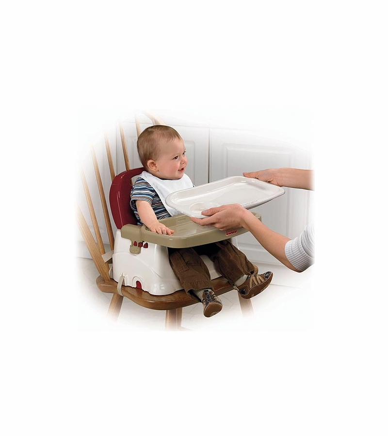 Fisher-Price Healthy Care Deluxe Booster Seat P0278