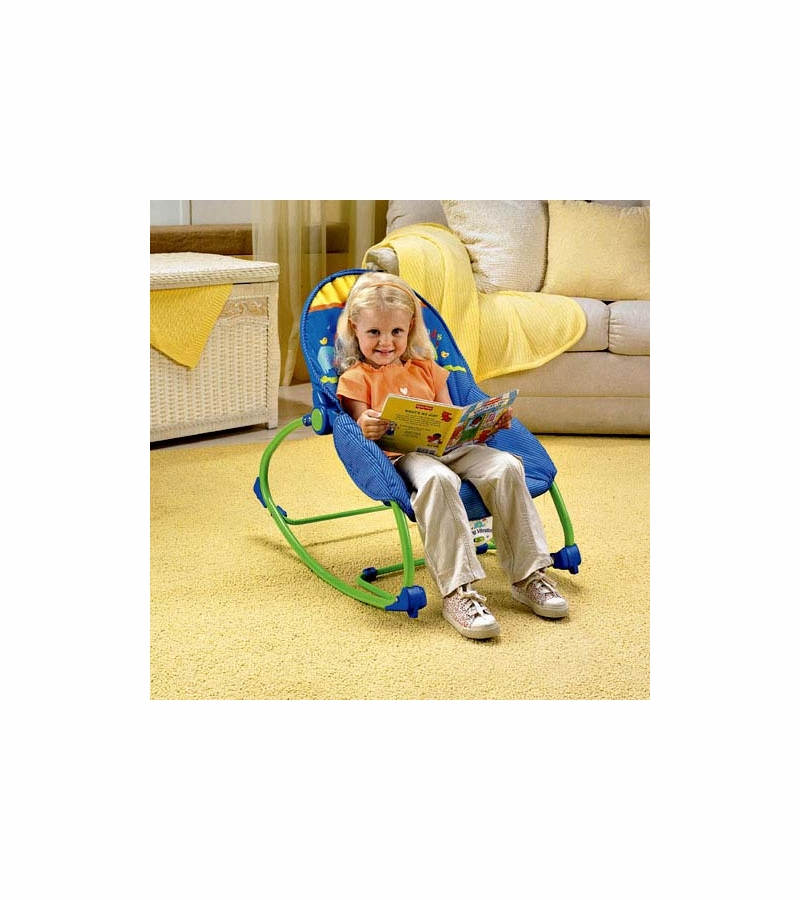 Fisher Price Infant To Toddler Rocker Amp Bouncer