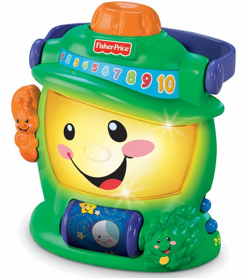 Fisher Price Learning Toys : Fisher price laugh learn learning lantern