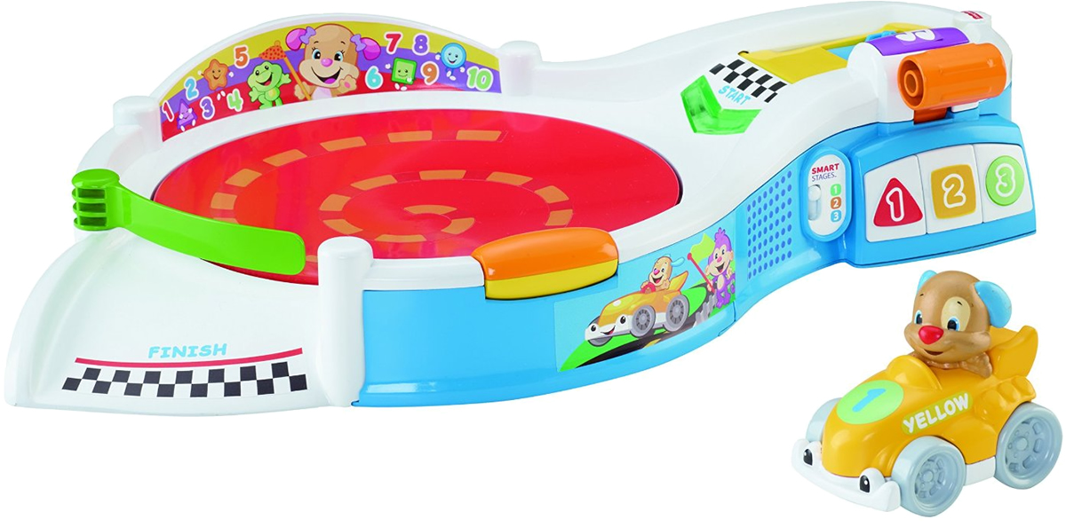 Fisher Price Laugh Learn Smart Stages Car