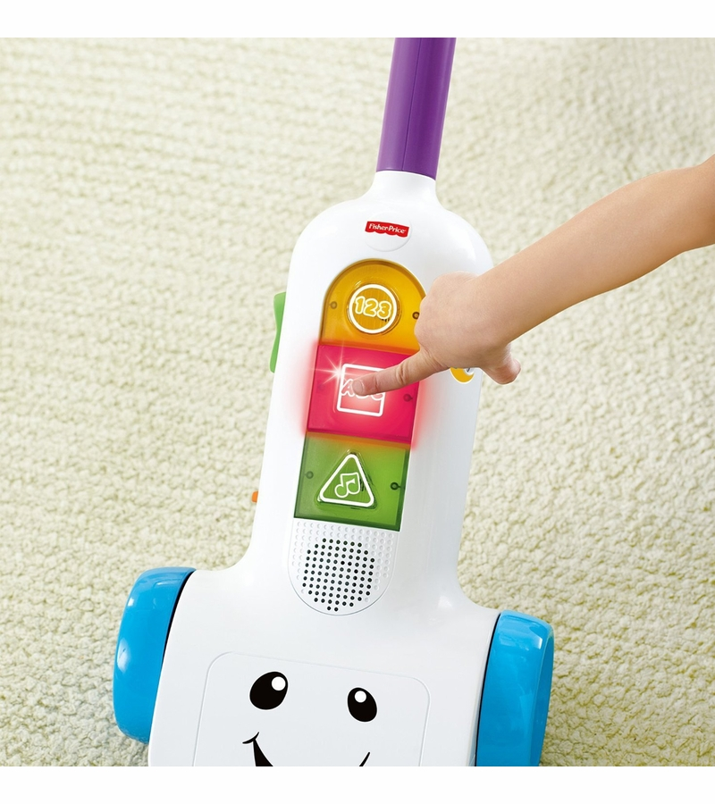 Fisher-Price Learning Vacuum Cleaner