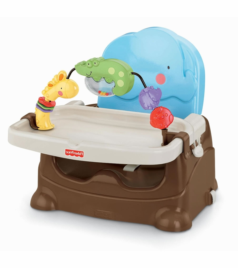 Fisher Price Luv U Zoo Busy Baby Booster