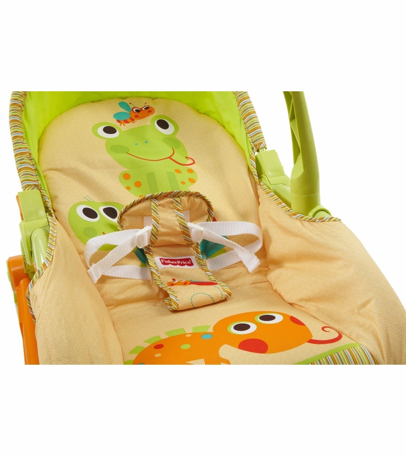Chaise haute fisher price rainforest 28 images fisher for Chaise haute baby trend