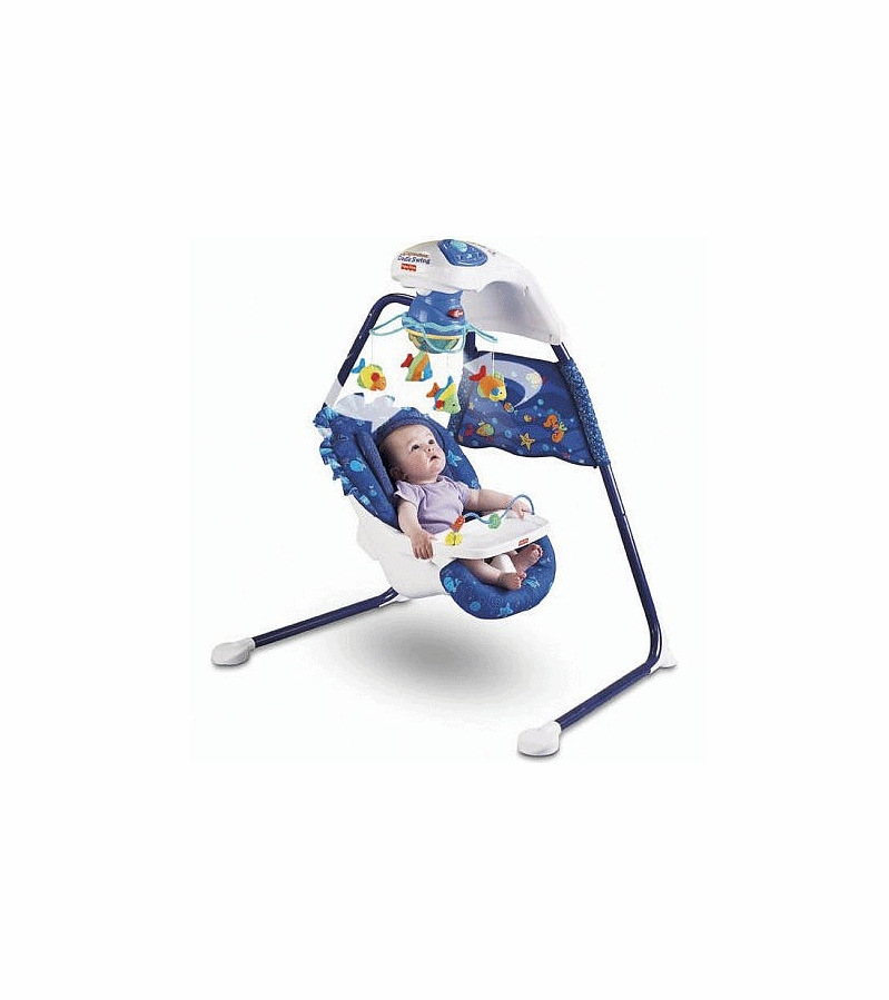 Fisher Price Butterfly Cradle N Swing Instructions