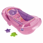 Fisher-Price Ocean Wonders Pink Sparkles Tub