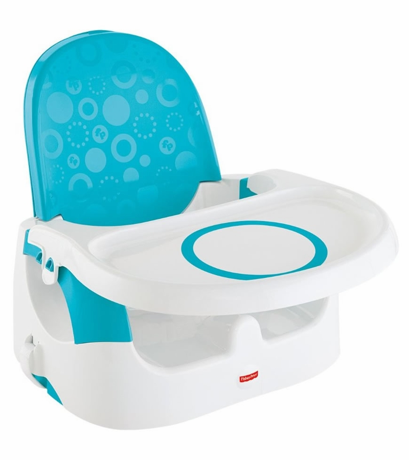 Fisher-Price Quick-Clean Portable Booster Deluxe