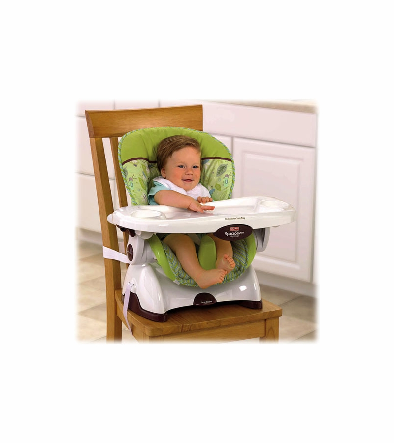 Fisher price space saver high chair t1899 d - High chair for small spaces image ...