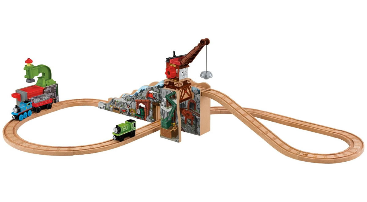 Fisher Price Thomas & Friends Merrick and the Rock Crusher