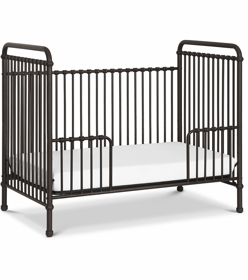 Franklin & Ben Abigail 3-in-1 Convertible Crib - Vintage Iron