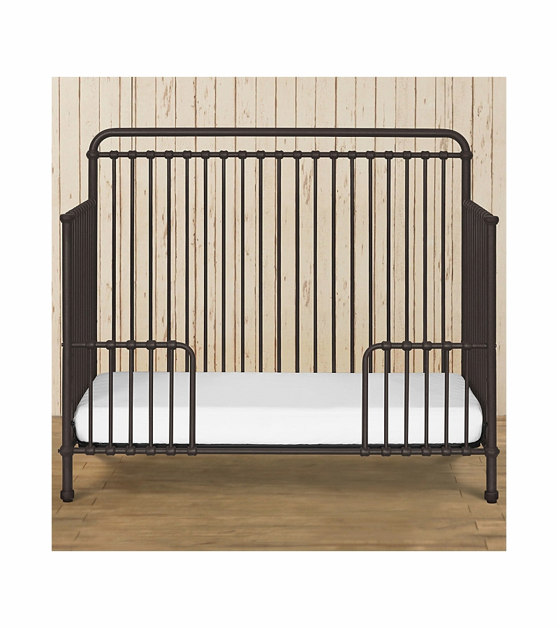 Franklin & Ben Winston 4-in-1 Convertible Crib - Vintage Iron