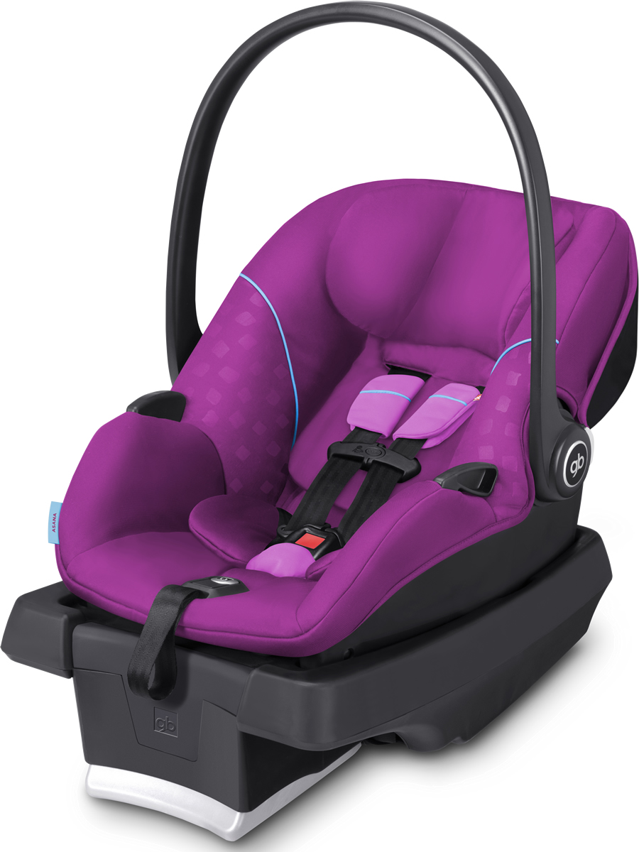 GB Asana 2016 Infant Car Seat - Posh Pink