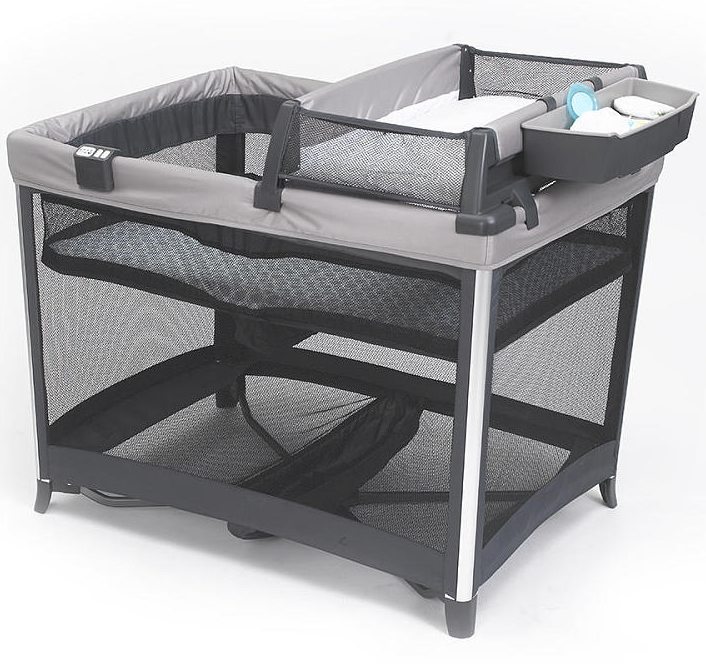 GB Lufta Sleeper Play Yard - Mink