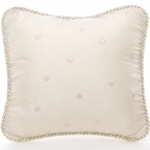 Glenna Jean Ava Pink Dot Pillow