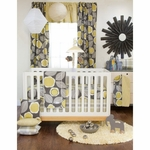 Glenna Jean Brea 3 Piece Crib Set