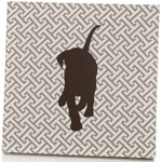 Glenna Jean Canvas Wall Art - Puppy