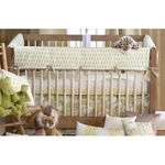Glenna Jean Cape Town Convertible Crib Rail Protector - Long