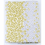 Glenna Jean Cape Town Fitted Sheet in Cheetah Print