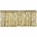 Glenna Jean Cape Town Window Valance in Animal Print