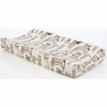 Glenna Jean Carson Changing Pad Cover