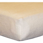 Glenna Jean Fitted Sheet in Cream Softee