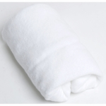 Glenna Jean Fitted Sheet in White Softee