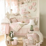 Glenna Jean Isabella 4 Pc Crib Set