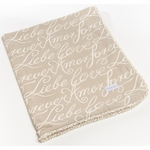 Glenna Jean Love Letters Throw