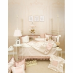 Glenna Jean Madison 4 Piece Crib Bedding Set