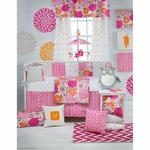 Glenna Jean Millie 4 Piece Crib Bedding Set