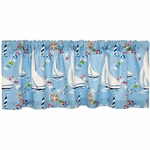 Glenna Jean Set Sail Window Valance