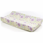 Glenna Jean Viola Changing Pad Cover