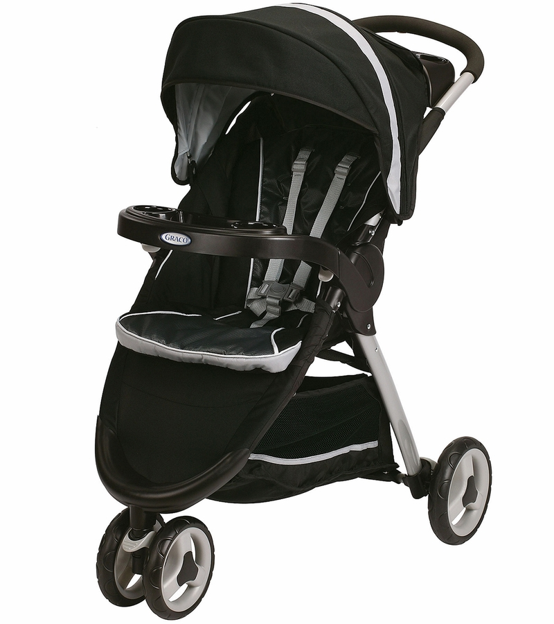 Graco 2014 Fastaction Fold Sport Click Connect Stroller