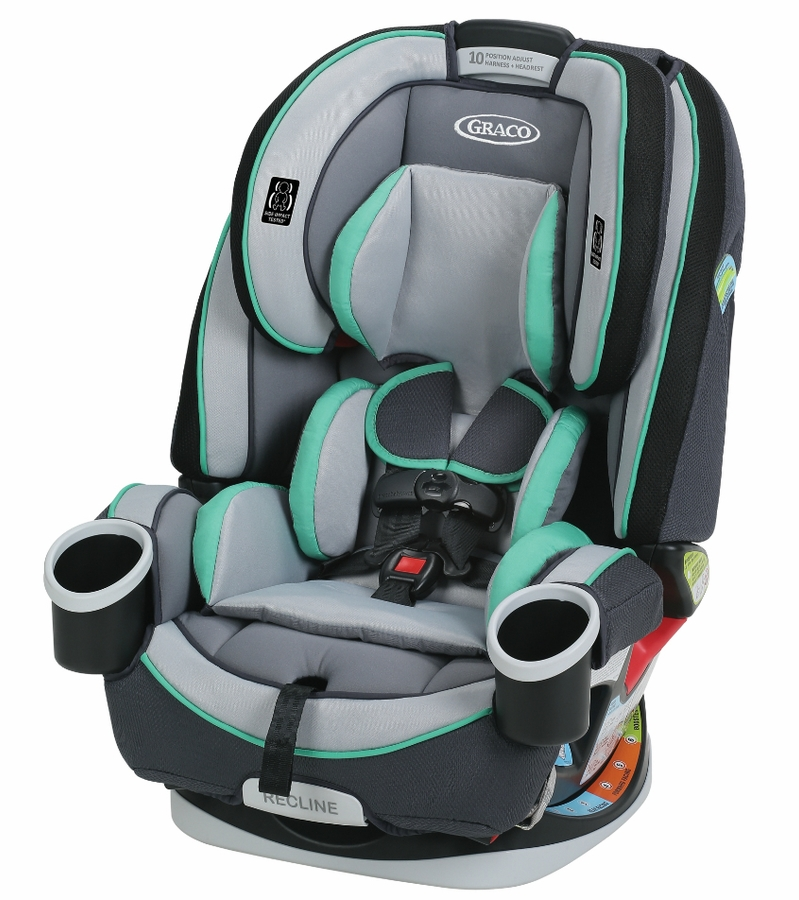 graco 4ever all in one convertible car seat basin. Black Bedroom Furniture Sets. Home Design Ideas