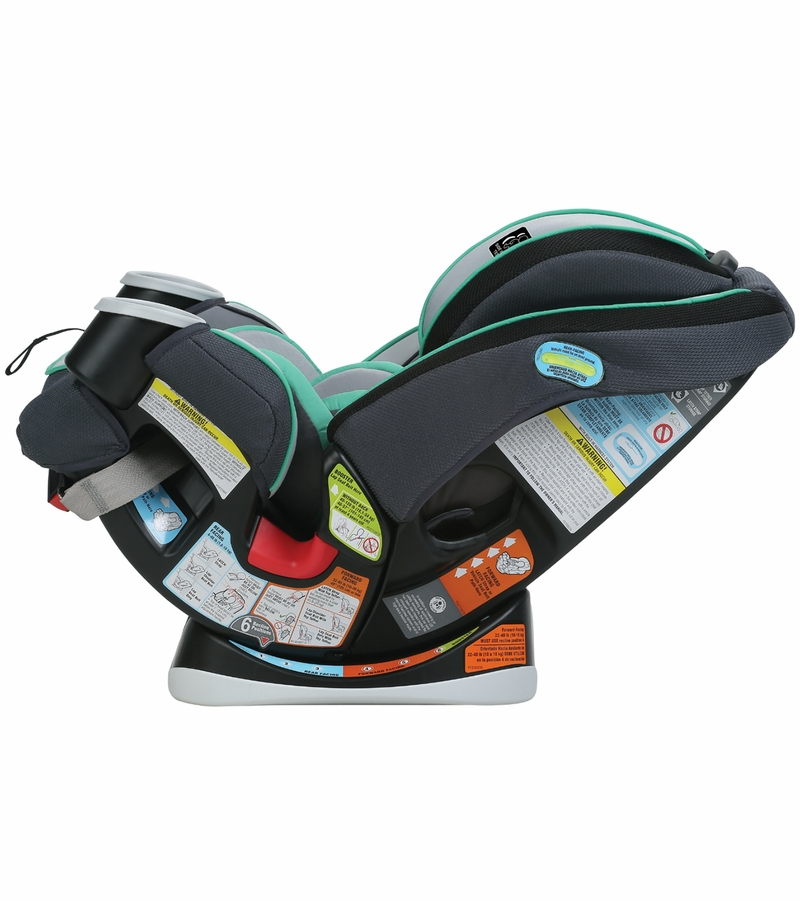 Graco 4Ever All-in-One Convertible Car Seat - Basin