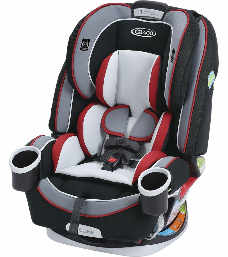 graco 4ever all in 1 car seat cougar. Black Bedroom Furniture Sets. Home Design Ideas