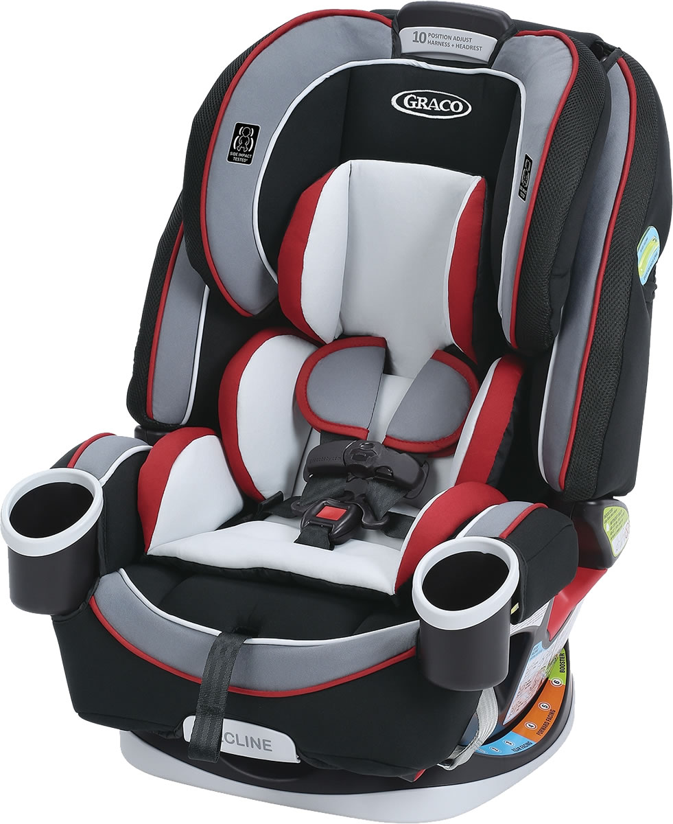 graco 4ever all in one convertible car seat cougar. Black Bedroom Furniture Sets. Home Design Ideas