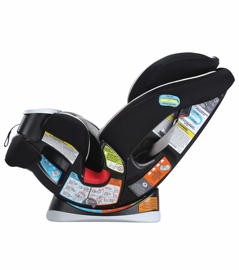 Graco 4ever all in 1 car seat matrix for Silla 4ever graco