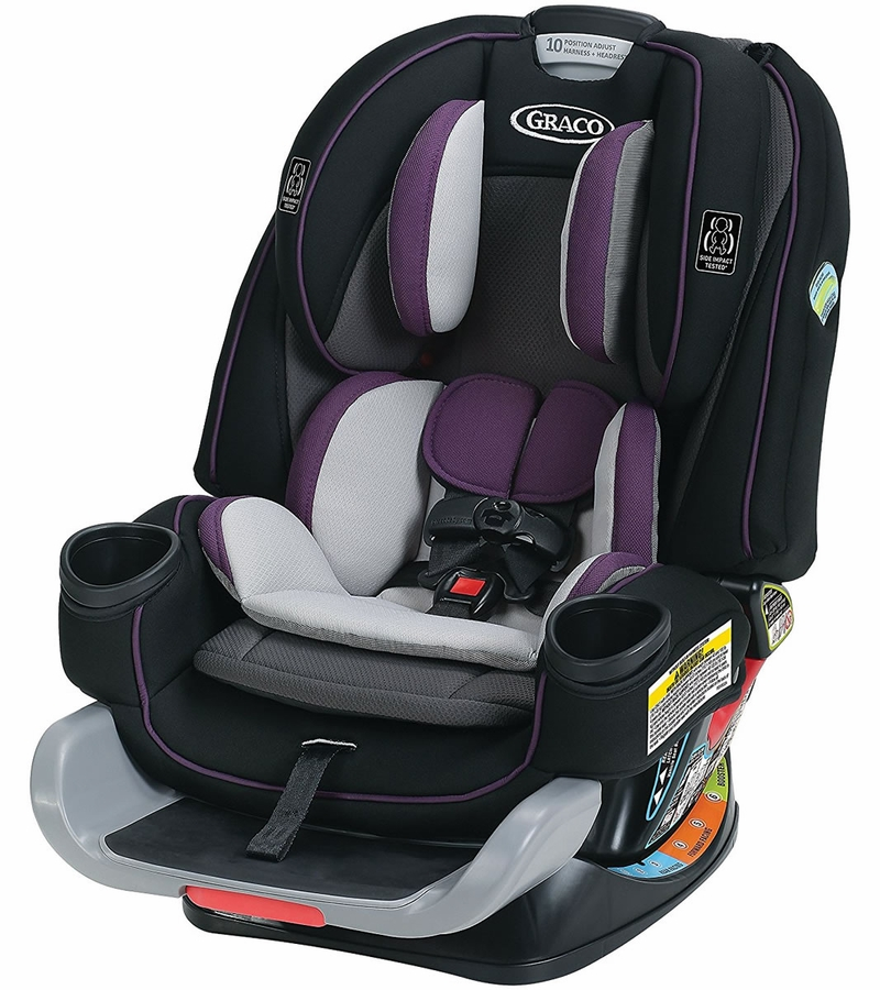 graco 4ever extend2fit all in one convertible car seat jodie. Black Bedroom Furniture Sets. Home Design Ideas