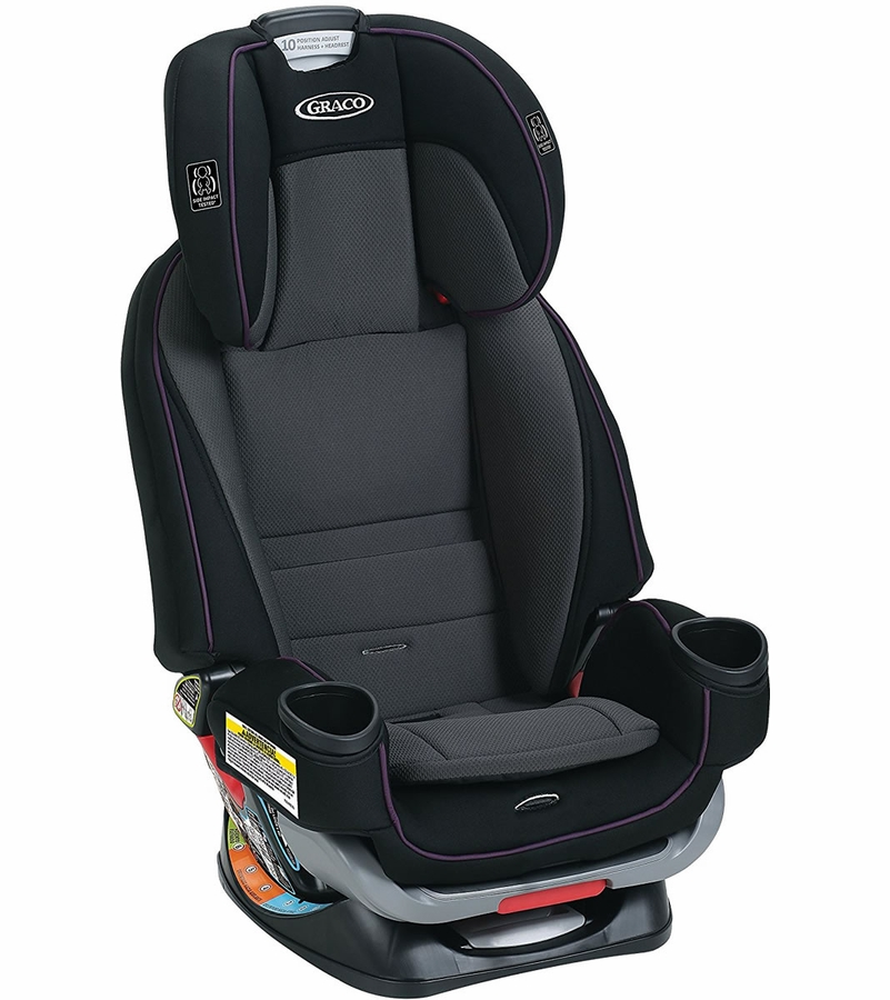 graco 4 ever all in one convertible car seat. Black Bedroom Furniture Sets. Home Design Ideas