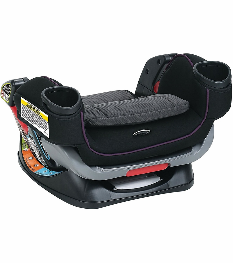Graco 4Ever Extend2Fit All in One Convertible Car Seat - Jodie