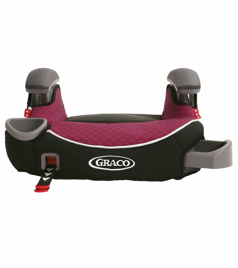 graco affix backless booster car seat with latch system callie. Black Bedroom Furniture Sets. Home Design Ideas
