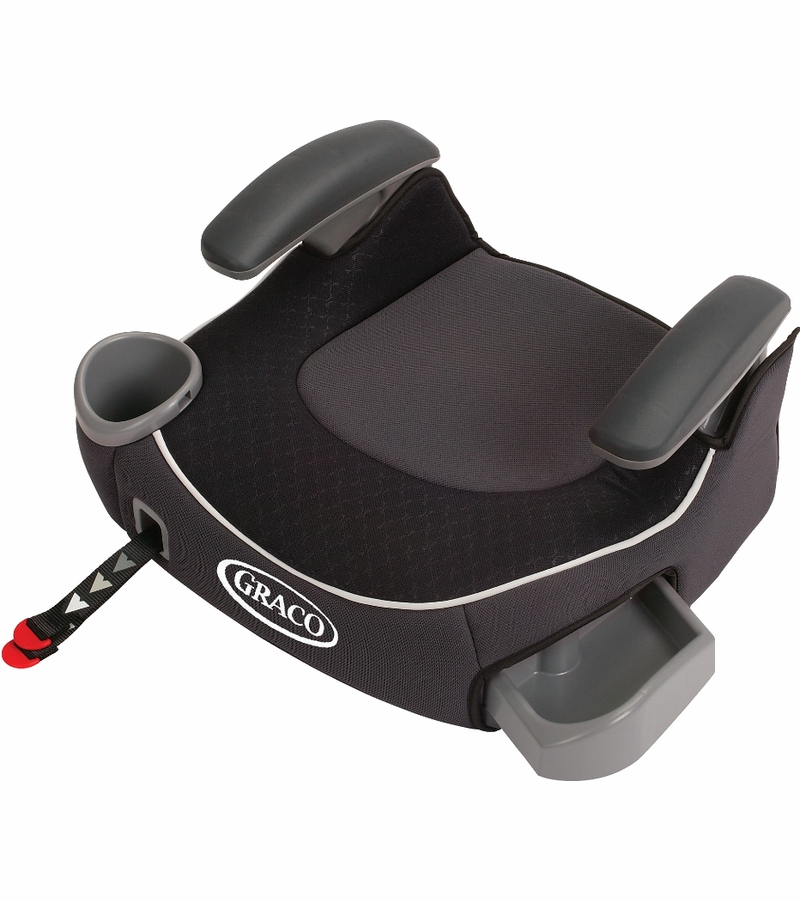 Graco AFFIX Backless Booster Car Seat with Latch System - Davenport