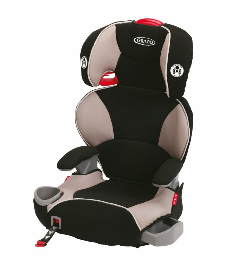 graco affix highback booster car seat with latch system pierce. Black Bedroom Furniture Sets. Home Design Ideas
