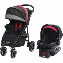 Graco Aire Click Connect Travel System Pierce