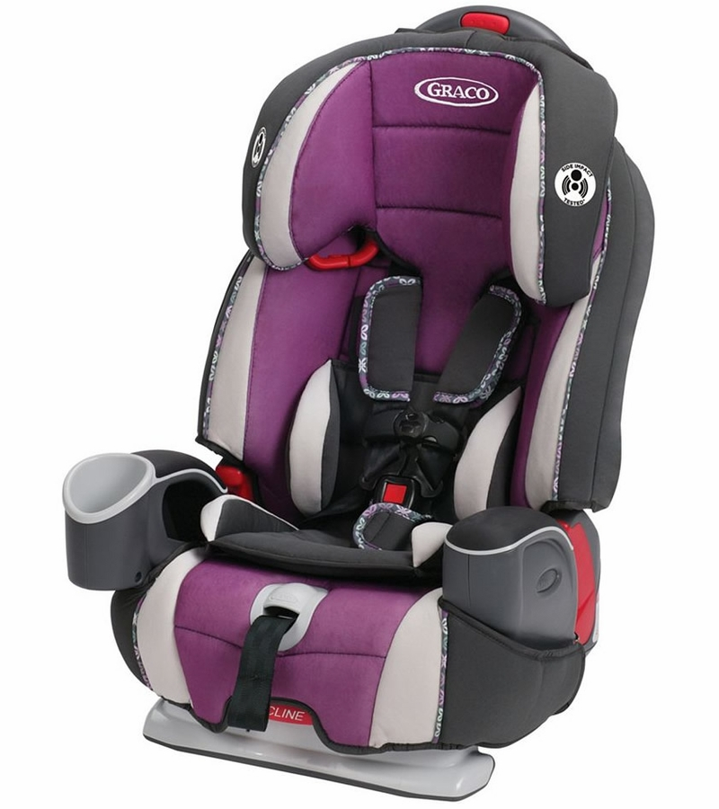 graco argos 65 3 in 1 harness booster car seat nyssa. Black Bedroom Furniture Sets. Home Design Ideas