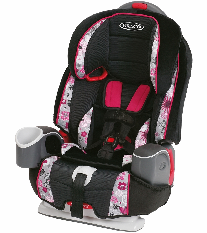 graco argos 70 harness booster car seat 2012 eliza. Black Bedroom Furniture Sets. Home Design Ideas
