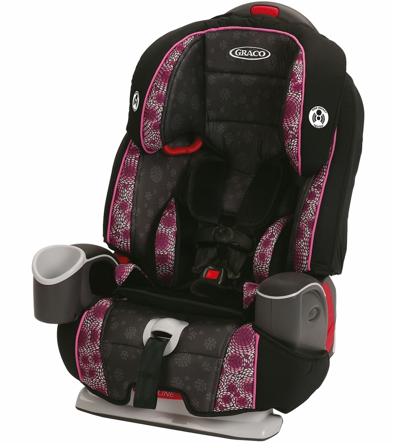 Graco Argos 70 Harness Booster Car Seat Kelle 2013